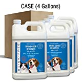 Stink Free Instantly Urine Odor Remover for Pets - Case of 4 Gallons