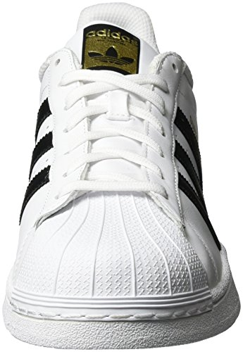 Low Unisex White Core Weiß Superstar Black White Top Erwachsene Ftwr Ftwr Schwarz adidas qtfBwpyBd