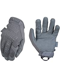 Original Wolf Grey Tactical Gloves (XX-Large, Grey)