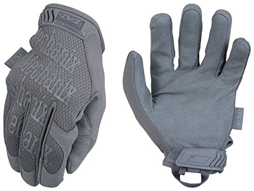 Wolf Range Single Range (Mechanix Wear - Original Wolf Grey Tactical Gloves (Large, Grey))
