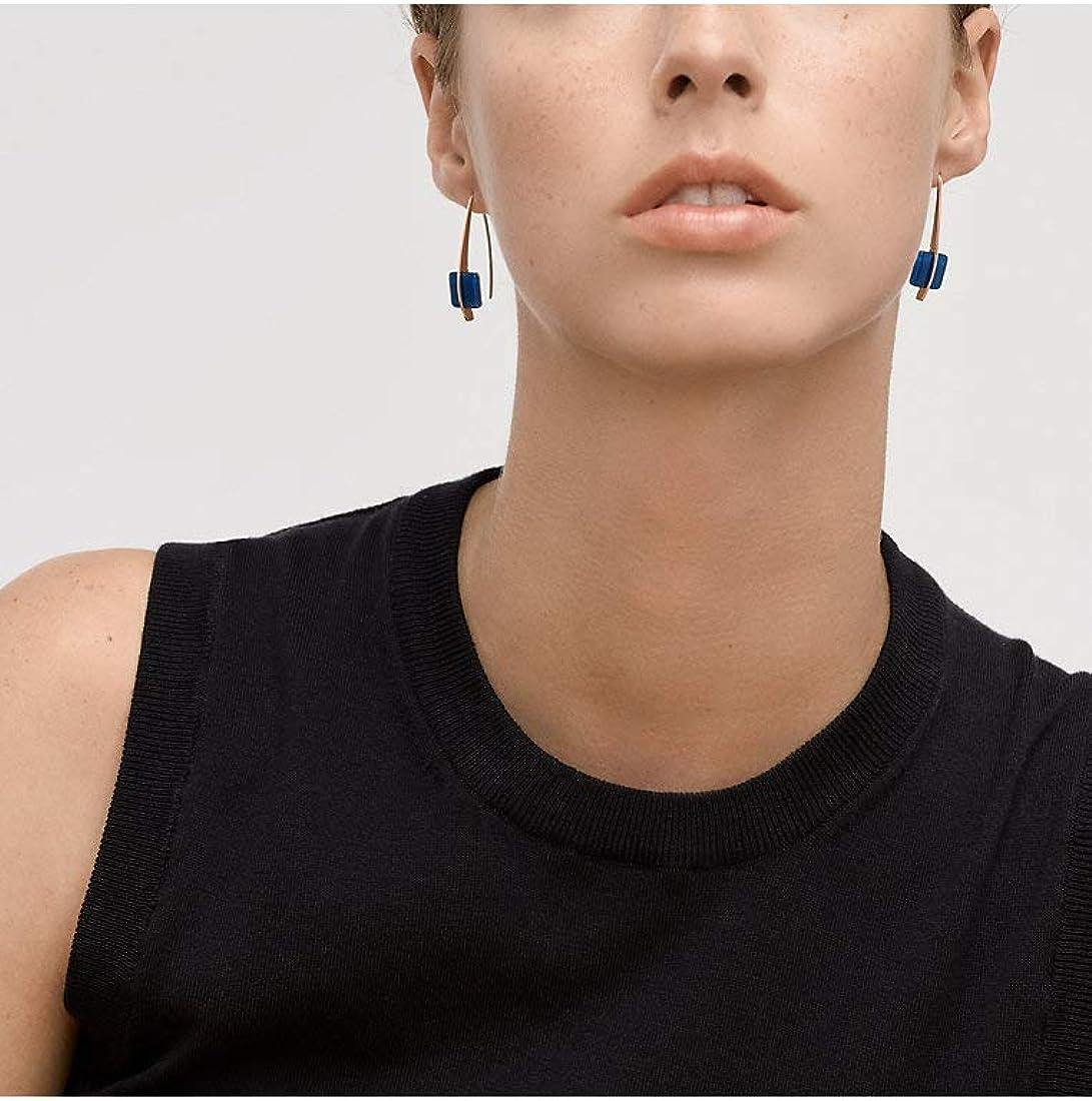 Skagen Femme Acier Boucles doreilles pendantes SKJ1135791