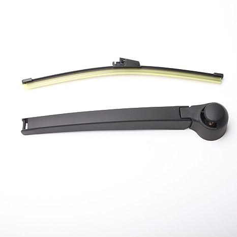 Parabrisas Trasero Brazo del limpiaparabrisas y Blade Set Golf MK4 IV POLO 9 N 6 N2: Amazon.es: Coche y moto