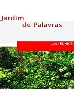 Jardim de Palavras (Portuguese Edition) by [de Faria, Maria Eunice ]