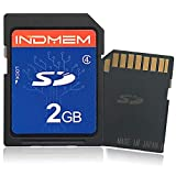 2GB SD Card 2G Class 4 Standard SD Flash Memory Card SLC, Made in Japan (1 Pack)