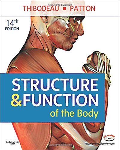 Structure+Func.Of The Body W/Cd  (Hs)