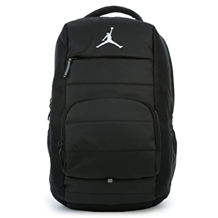 Amazon.com  Jordan Unisex All World Backpack Black  Sports   Outdoors 3a2bf8e0750d4