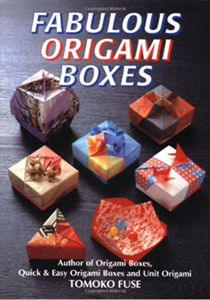 Origami Box (with a lid) - Lesson 3 | Useful Origami | 600x420