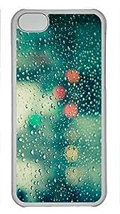 iPhone 5c Case Unique Cool iPhone 5c PC Transparent Cases Drop The Window Design Your Own iPhone 5c Case