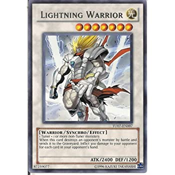 Yu-Gi-Oh! - Lightning Warrior (TU07-EN007) - Turbo