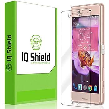 Sony Xperia X Performance Screen Protector, IQ Shield LiQuidSkin Full Coverage Screen Protector for Sony Xperia X Performance HD Clear Anti-Bubble Film - ...