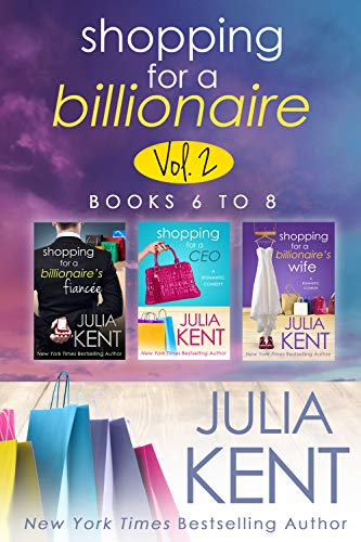 Shopping For A Billionaire Boxed Set by Julia Kent ebook deal