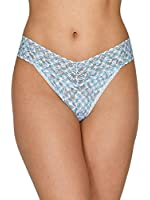 Hanky Panky Original Rise Thong in Prints