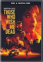 Those Who Wish Me Dead (DVD + Digital)