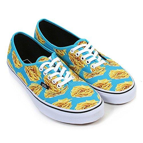 976a49ad763263 Galleon - Vans Authentic Men US 9 Blue Skate Shoe