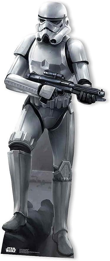 Star Wars Episodio 7 - Figura expositora de cartón (tamaño Grande ...