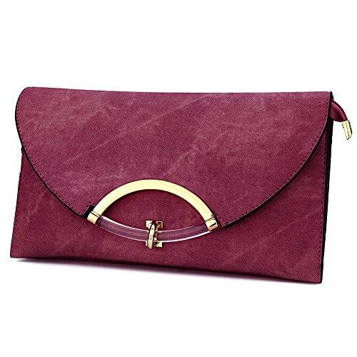 main Sacs Femme Rouge à EROUGEevening bag tpqwFF