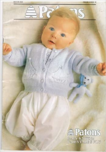 Patons Baby Knits Fairytale 3 Ply Patons Amazon Com Books