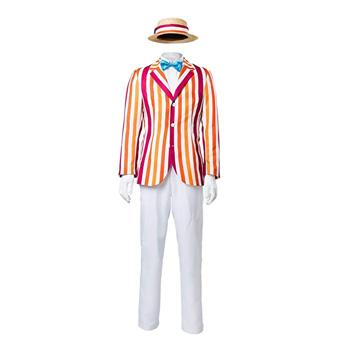 Amazon.com: COSMOVIE - Disfraz de Bert Role Play para ...