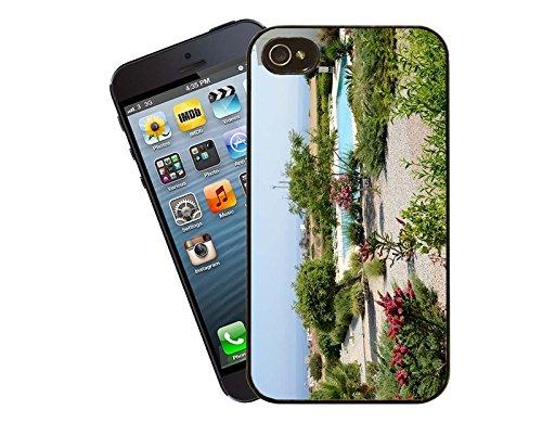 Chypre Garden-Etui-Housse pour Apple iPhone 5/5s/5c-By Eclipse idées cadeaux