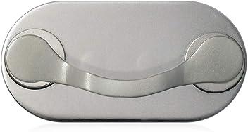 MAG-B magnetischer Brillenhalter MAG-B porta occhiali magnetico (acciaio inossidabile lucido)
