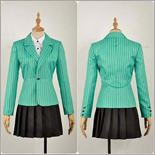 Con el musical Heather Chandler Cosplay Disfraz Vestido de uniforme de Cos Personalizado!