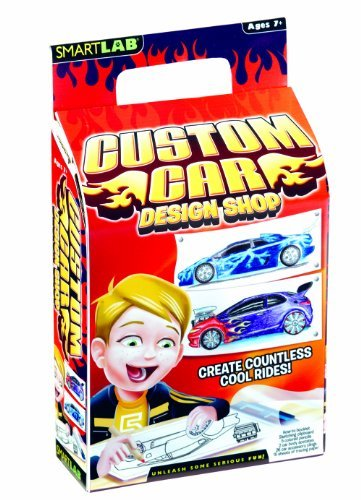 SmartLab Toys Custom Car Design Shop by SmartLab Toys