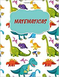 Matematicas Cuaderno Escolar Asignatura de Matematicas