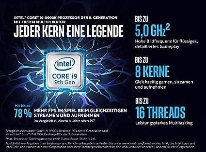 Fujitsu Celsius W580 9th Gen Intel Coretm I9 I9 9900k Computers Accessories
