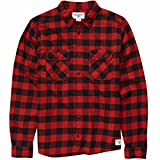 Billabong All Day Flannel Blood X-Large