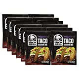 Taco Bell Seasoning Mix, Taco, 1-Ounce (Pack of 12)