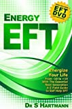 Energy EFT: Next Generation Tapping & Emotional Freedom Techniques (Book & DVD)