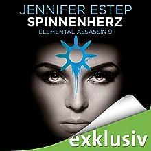 Spinnenherz (Elemental Assassin 9) Hörbuch von Jennifer Estep Gesprochen von: Tanja Fornaro