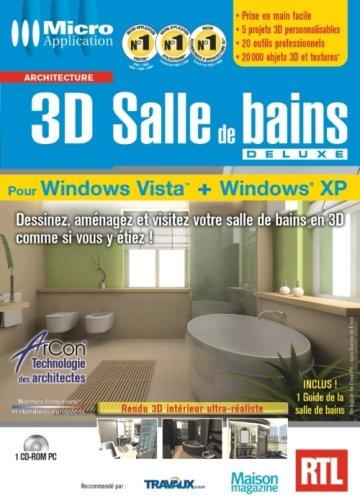 Telecharger 3d salle de bains deluxe gratuit telechargements - Creation de salle de bain en 3d gratuit ...