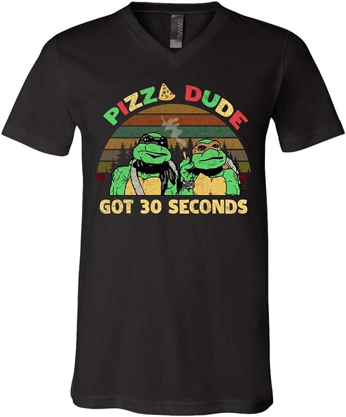 Amazon.com: Camiseta vintage de Pizza Dude Got de 30 ...