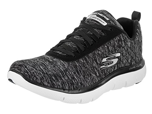 Energy 0 Damen Skechers Flex HIGH Türkis 2 Black Sneaker Appeal O0PqxXP