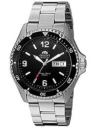 Reloj Orient para Hombres 41mm, pulsera de Acero Inoxidable