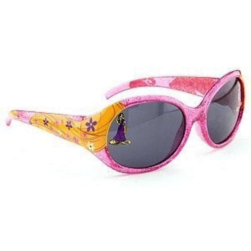 Disney Store Rapunzel Tangled Sunglasses Pink 100% UV