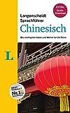 """Langenscheidt  Sprachführer Chinesisch - Buch inklusive E-Book zum Thema """"Essen & Trinken"""": Die wichtigsten Sätze und Wörter für die Reise"""