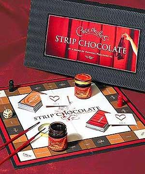 games Strip board