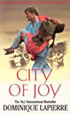 Front cover for the book The City of Joy by Dominique Lapierre