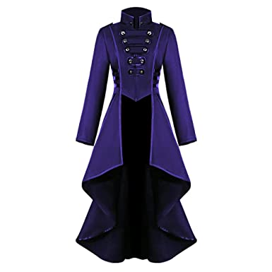 costume con cappotto lungo uomo carnevale