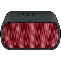 Ultimate Ears Mini Boom Speaker System - Battery Rechargeable - Wireless Speaker[s] - Red, Black - 130 Hz - 20 Khz - Bluetooth - Rechargeable Battery