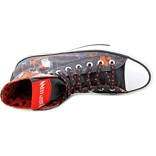 Chuck Sneakers Comics Converse Star DC Black All Red Taylor xRYfnEqf5