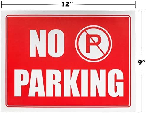 Ram-Pro - Señal de aparcamiento - 22,86 cm de alto x 30,48 ...
