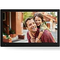 NIX Advance 17.3 Inch Hi-Res Digital Photo & HD Video (720p) Frame with Hu-Motion Sensor & 8GB USB included (X17B)