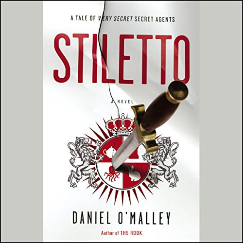 Stiletto: A Novel Audiobook [Free Download by Trial] thumbnail
