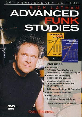 Advanced Funk Studies/Contemporary Drumset Techniques - DVD