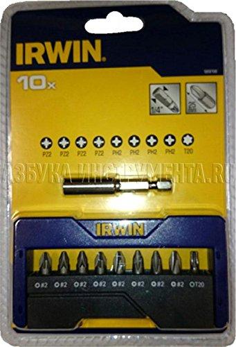 Irwin Tools 1868198September 9teilig Stücke, Inhaber von etwas mehr als die Mischung