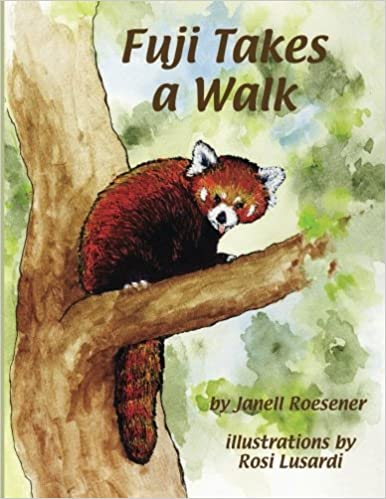 Book Fuji Takes a Walk: A Story from the Zoo
