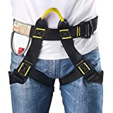 Thicken Wider Climbing Harness, Oumers Protect Waist...